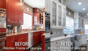 Excellent Create An Open Inviting Kitchen With Glass Cabinet Doors Download Free Architecture Designs Itiscsunscenecom